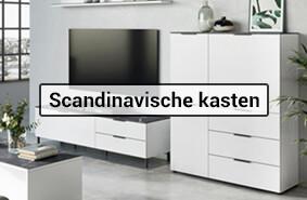 Scandinavische kasten